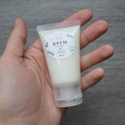 Hand cream №1 Menthol Lemongrass (30 ml)