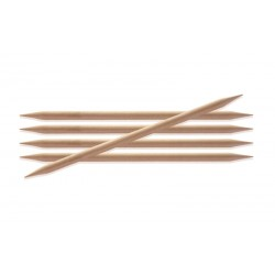 Basix Birch KnitPro Double Pionted Needles 20 cm