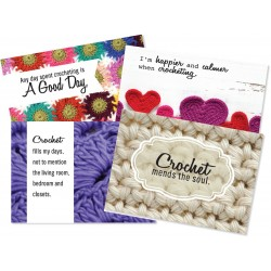 "ChiaoGoo ""Crotes"" Note Card Set"