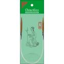 "ChiaoGoo Bamboo Circulars - 9"" (23 cm), Patina"