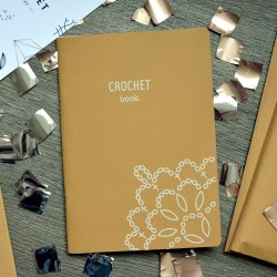 Crochet project book mini (UA)