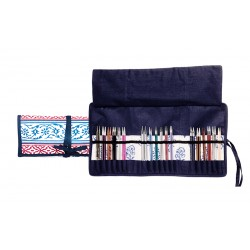 KnitPro Navy Interchangeable Needle Case