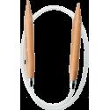 "ChiaoGoo Wood Circulars - 32"" (80 cm), Patina"