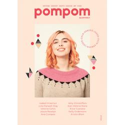 "Журнал ""Pompom"" №24, весна 2018"