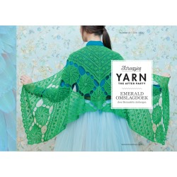 Yarn The After Party №03 Emerald Shawl