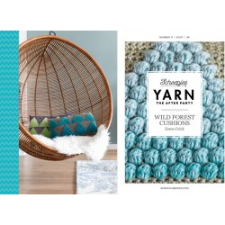 Yarn The After Party №17 Wild Forest Cushions
