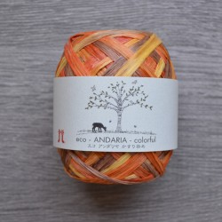 Hamanaka Eco Andaria Colorful 212