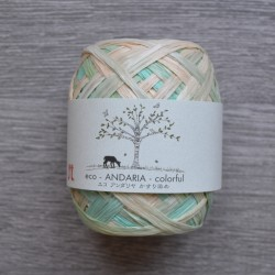 Hamanaka Eco Andaria Colorful 232