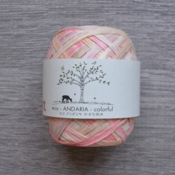 Hamanaka Eco Andaria Colorful 233