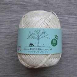 Hamanaka Eco Andaria Crochet 801