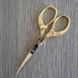 "Scissors DMC ""Peacock"""