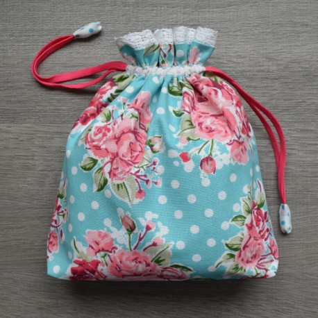 Project bag Roses