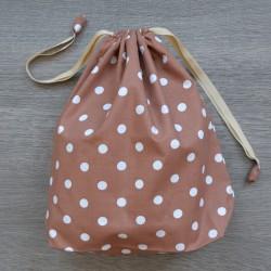 Project bag Cappuccino