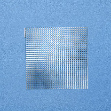 Hamanaka Bag Mesh, 31 x 31 cm, transparent