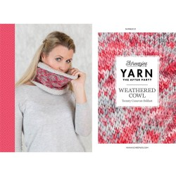 Yarn The After Party №21 Weathered Cowl