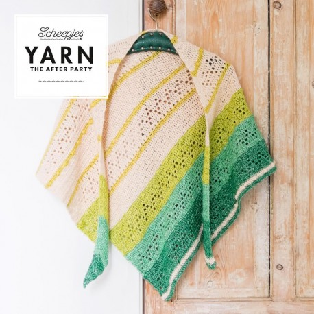 Yarn The After Party №23 Forest Valley Shawl