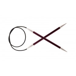 Спицы круговые Zing KnitPro 100 см