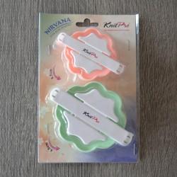 Pom Pom Makers KnitPro (6.5 & 8.5 cm)