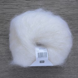 Rico Essentials Mohair - 001 Cream