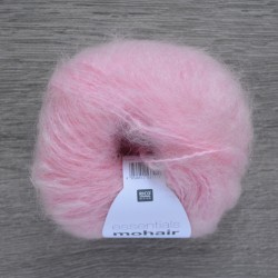 Rico Essentials Mohair - 004 Pink