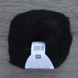 Rico Essentials Mohair - 008 Black