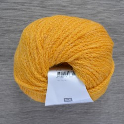 Rico Fashion Alpaca Dream - 012 Yellow