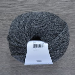 Rico Fashion Alpaca Dream - 017 Anthracite