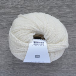 Rico Fashion Alpaca Dream DK - 001 Cream