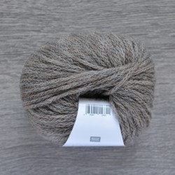 Rico Fashion Alpaca Dream DK - 004 Grey-Brown