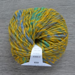 Rico Fashion Flame - 005 Yellow-Turquoise