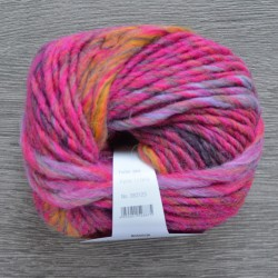 Rico Fashion Flame - 004 Berry-Yellow