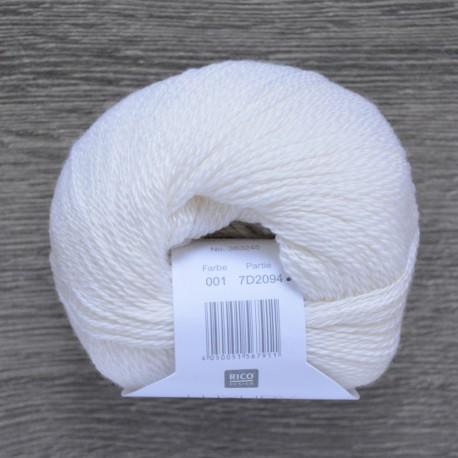 Rico Luxury Lace - 001 White