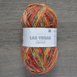 Rico Sock Superba Las Vegas - 001 Orange Mix