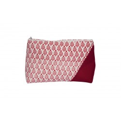 KnitPro Bag Reverie Triad - Burgundy