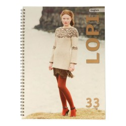 Lopi Pattern Book №33