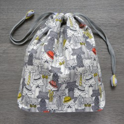 Project bag Foxes