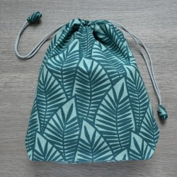 Project bag Leaves