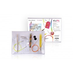 KnitPro Comby Interchangeable Sampler Set 1