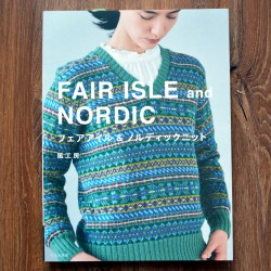 "Book ""Fair Isle and Nordic"""