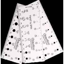 ChiaoGoo Needle Gauge 13 cm