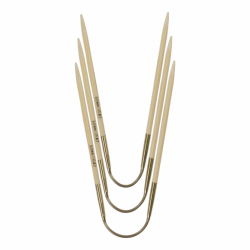 addiCraSyTrio Bamboo double-pointed needles