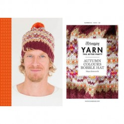 Yarn The After Party №36 Autumn Bobble Hat