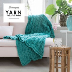 Yarn The After Party №24 Popcorn & Cables Blanket