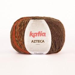 Azteca 7839 - Brown-Rust-Dark violet