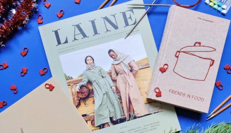 Новинки от Laine